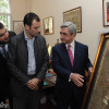 S. Sargsyan concluded visit to Singapore by the meeting with Armenian Community
